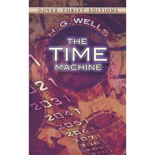 the voyage in the book the time machine by hg wells Black beauty is a classic by herbert george wells book: the time machine he reveals to his guests that he has made a machine by which time traveling can be.