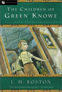 cover for children of green knowe