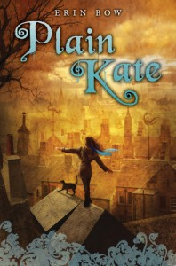 Cover for Plain Kate by Erin Bow