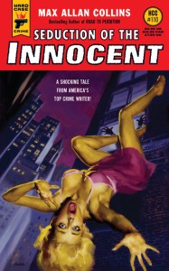 Seduction of the Innocent cover by Terry Beatty