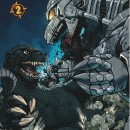 IDW Publishing: Godzilla: Kingdom of Monsters Vol. 2 TP