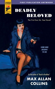 Deadly Beloved by Max Allan Collins Cover