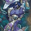 Jirni #4: Familiar Themes and the Return of the Metal Bikini