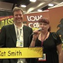 """Interview: Thom Zahler, cartoonist """"Love and Capes"""" (SDCC 2012)"""