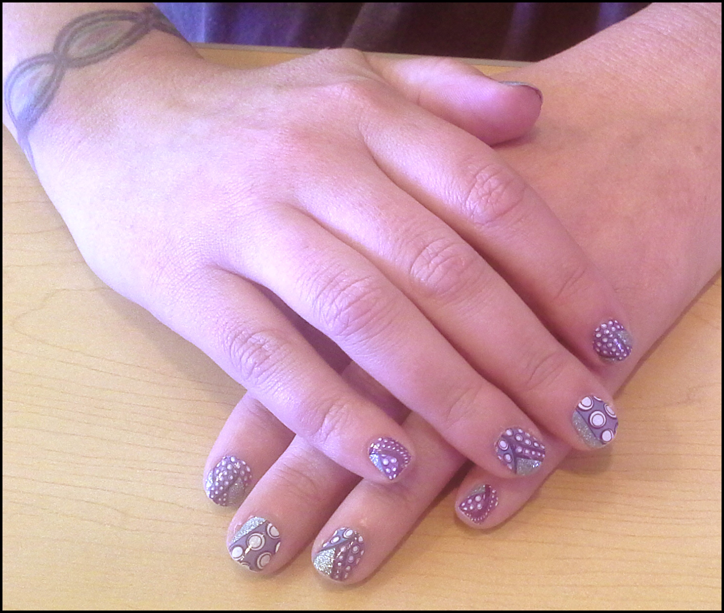 Nailed It! Review of Espionage Cosmetics new nail wraps | The Geek ...