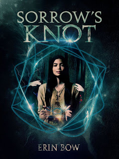 Cover for Sorrow's Knot by Erin Bow