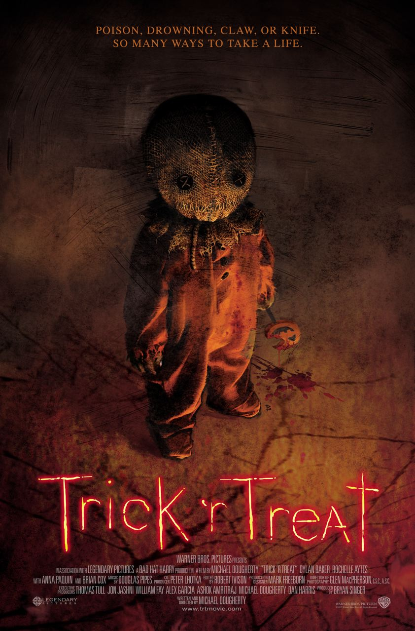 31 Days Of Horror Movie Reviews Trick R Treat The Geek Girl Project