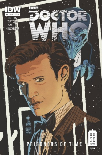 Doctor Who Prisoners of Time 11 A
