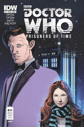 Doctor Who Prisoners of Time 11 B