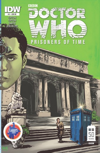 Doctor Who Prisoners of Time 11