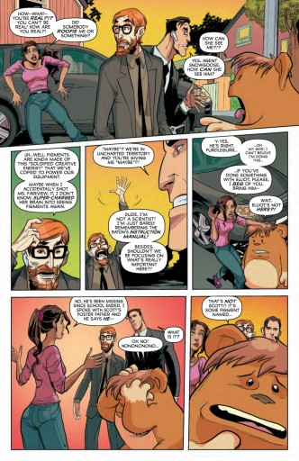 Imagine Agents 3 page 5