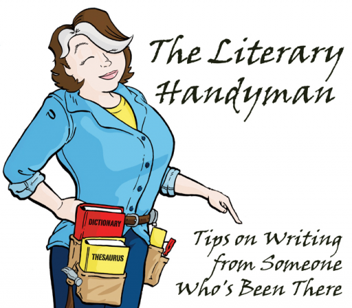 Book Review for Writers: The Literary Handy man by Danielle Ackley-McPhail