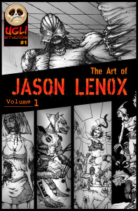 The Art of Jason Lenox - Volume One