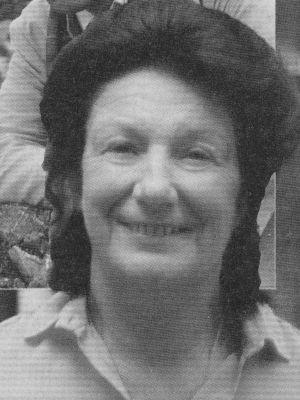 Jane Baker, half of the writing team of Pip and Jane Baker, passed away September 9, 2014.  Image: http://www.doctorwhonews.net/