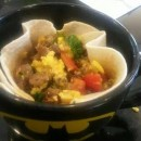 A Geek's Guide to Easy Microwave Cooking:Episode 81:Breakfast Burrito