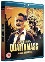 Quatermass DVD cover