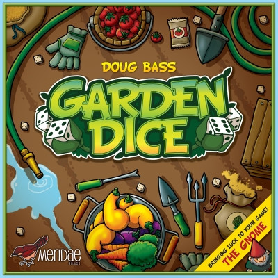 """A great 2-4 player game from Meridae Games. This and other """"hobby themed"""" board games make great gifts! (Image from meridaegames.com)"""
