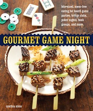This cookbook is right at home in my kitchen. Such a great addition to any game-loving mom's cookbook collection! (Image from Amazon.com)