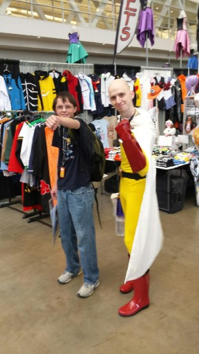 Dakota and One Punch Man