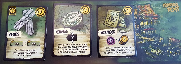 Coins can be used to purchase Swag cards, which tend to offer a myriad of buffs for the player that owns them!