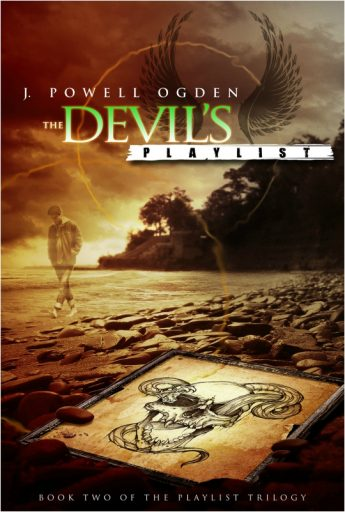 YA Paranormal Review: The Devil's Playlist by J. Powell Ogden