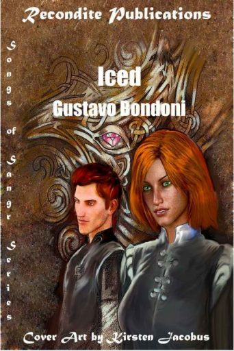 Iced by Gustavo Bondoni, from Recondite Publications