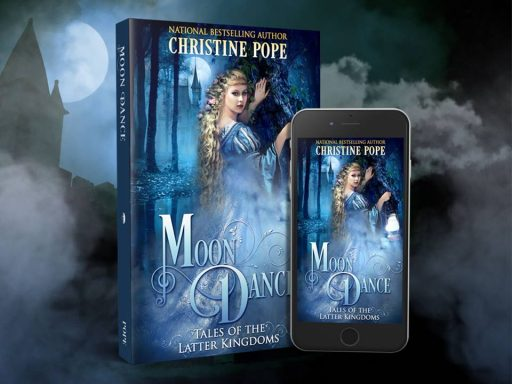 "Moonlight, magic and mystery in ""Moon Dance"" by Christine Pope"