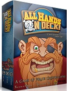 All Hands on Deck - A 2-4 Player Card Game (image from salamandergames.com)
