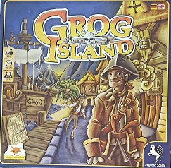 Grog Island - A 2-4 Player Boardgame