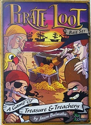 Pirate Loot - a 2-6 Player Card Game (All photos were taken and edited by KristaG unless otherwise stated.)