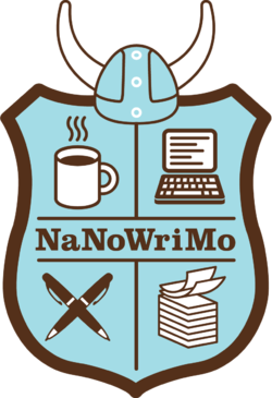 NANOWRIMO (National Novel Writing Month) begins November 1, 2016. Image: https://en.wikipedia.org
