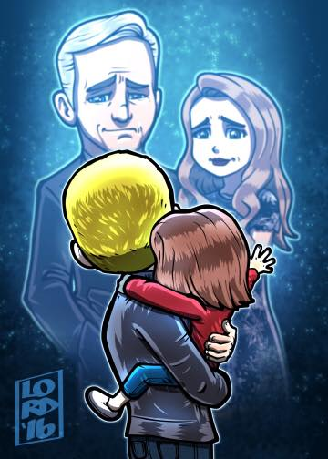 """""""We Can't Stay"""" by Lord Mesa Art (Dec. 1, 2016)"""