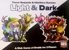 Light & Dark game box