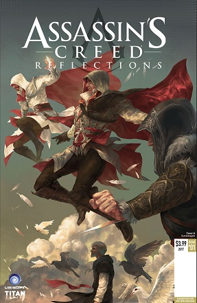 AC Reflections #1 Cover A