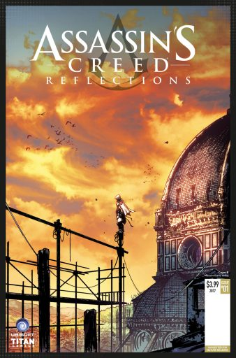 AC Reflections #1 COVER B