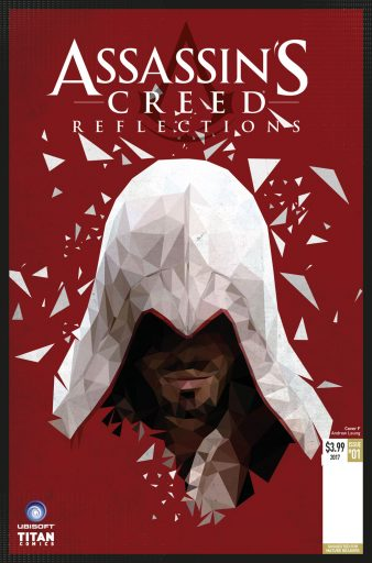 AC Reflections #1 Cover F