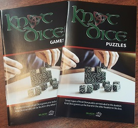 Knot Dice Booklets