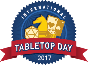 International TableTop Day 2017