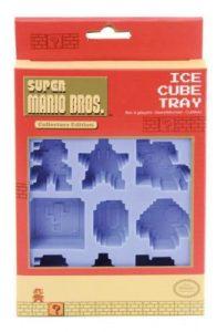 Super Mario Ice Cube Tray