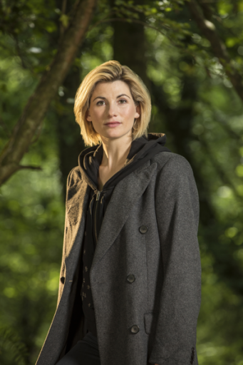 Jodie Whittaker has been named the 13th Doctor