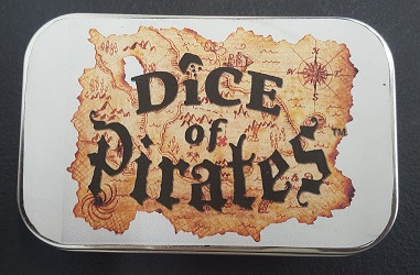 Dice of Pirates Prototype
