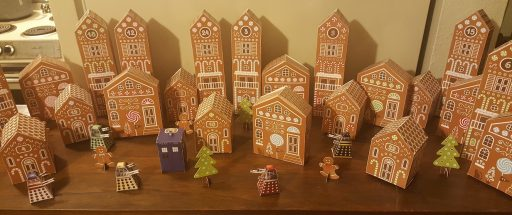 Krista's Geeky Advent Calendar