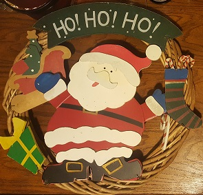 $2 Christmas Wreath