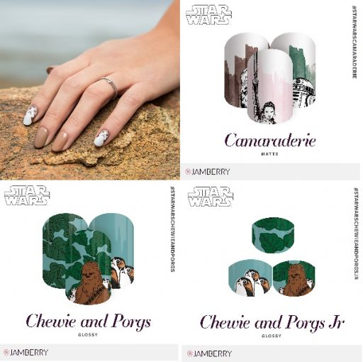 The Star Wars Collection by Jamberry Volume 2
