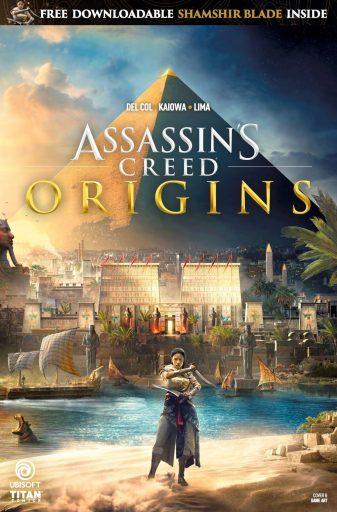 AC Origins COVER B