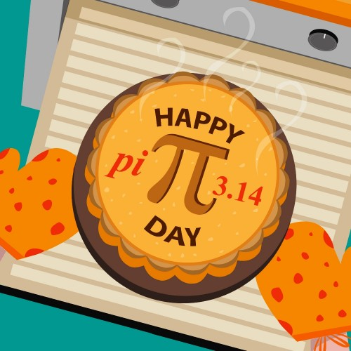 Happy Pi Day 2018!