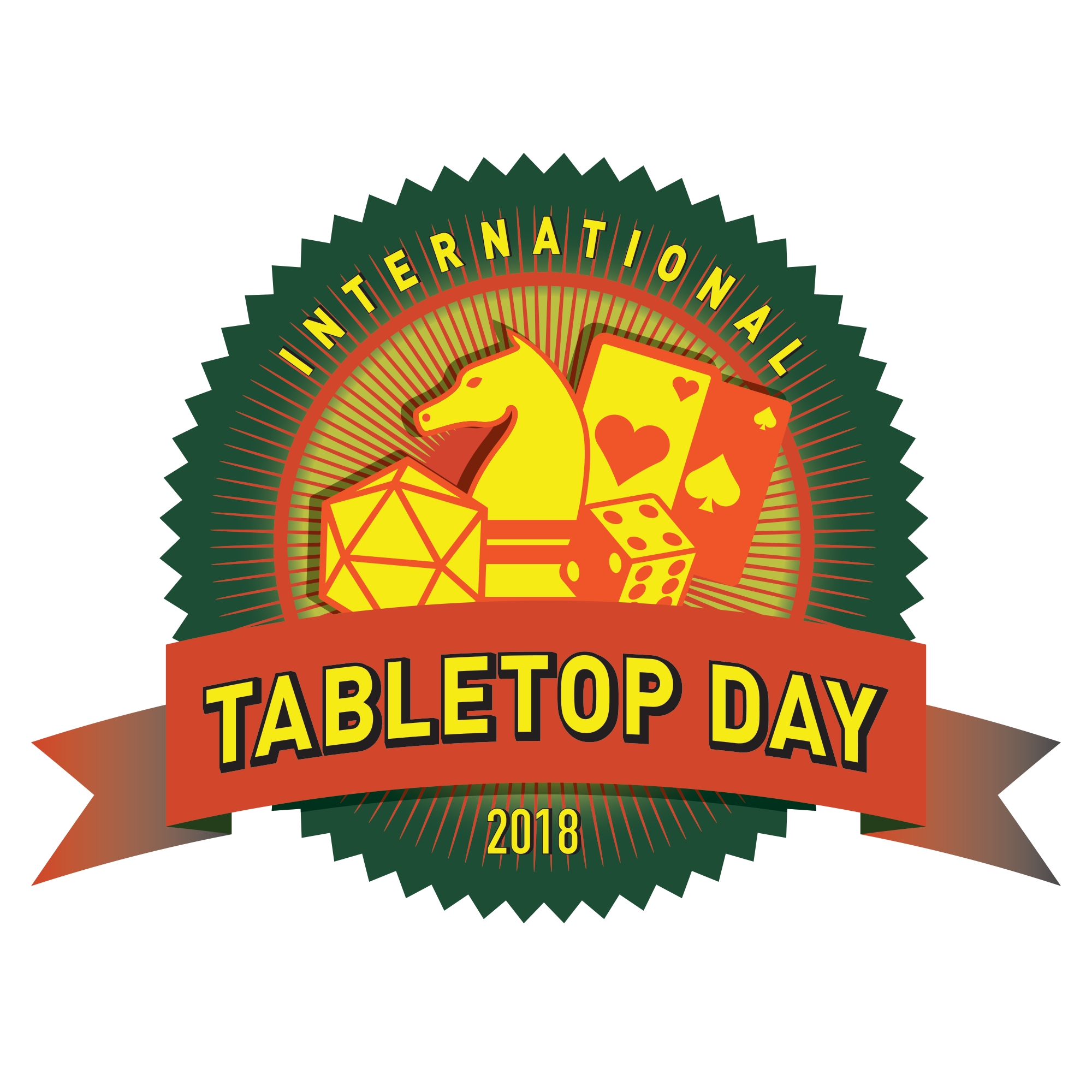 Get Your Game On With International TableTop Day 2018