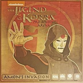 Amon's Invasion