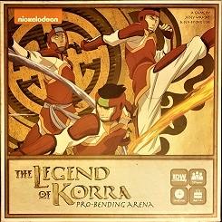 Leged of Korra Kickstarter Box