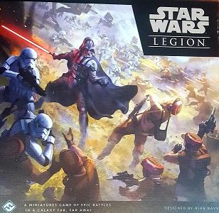 Star Wars Legion Box Art